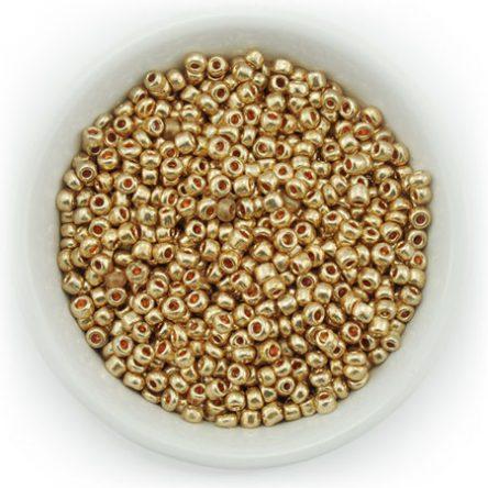 metal goud S